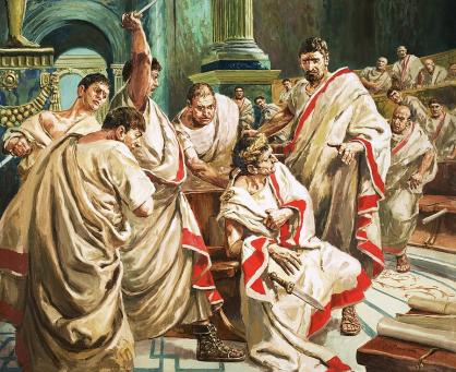 the-death-of-julius-caesar-c-l-doughty