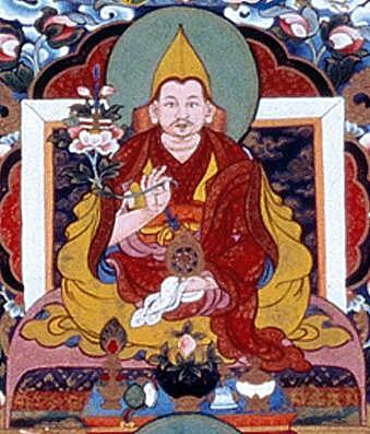 DalaiLamaV lobsang