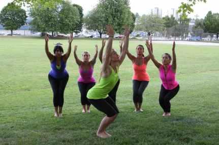 stoel-yoga