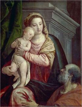paolo-caliari-veronese-die-heilige-familie-zwischen-1550-1555-224158