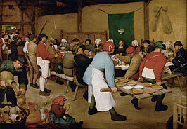 266px-Pieter_Bruegel_the_Elder_-_Peasant_Wedding_-_Google_Art_Project1568