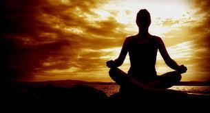 person-meditating