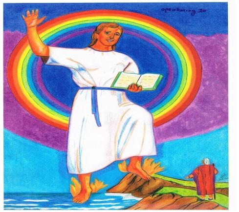 hoofdstuk 10 ; de blijde boodschap