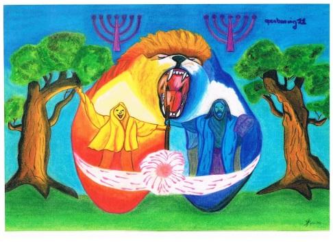 hoofdstuk 11 ; Gods tempel en de zevende bazuin