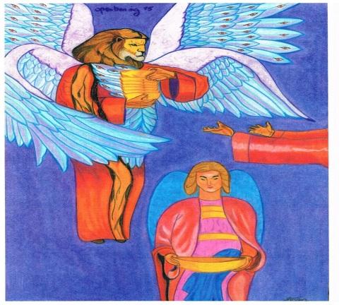 hoofdstuk 15 ; de 7 offerschalen van God