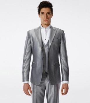 New-Arrival-Mens-font-b-Suits-b-font-font-b-Silver-b-font-Wedding-font-b