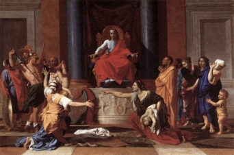 toen david stierf werd salomo koning