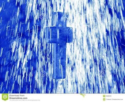 het-leven-water-kruis-onder-douche-3589025