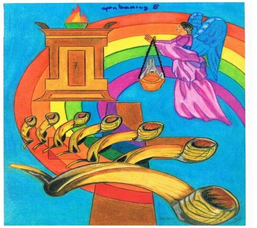 Openbaring 7 : de zeven bazuinen