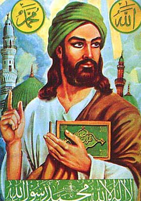 Mohammed de profeet