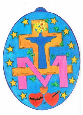 achterzijde van de medaille