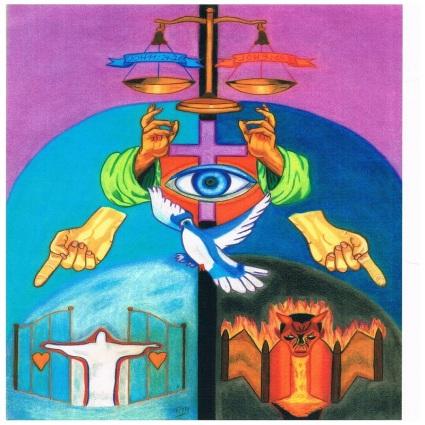 Keuze tussen goed en kwaad met alle gevolgen voor eeuwig