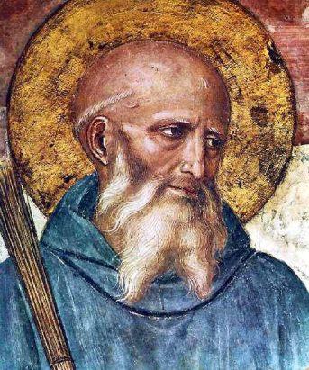 Benedictus-fresco
