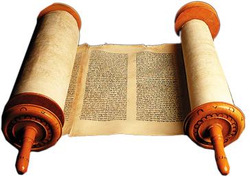 boekrol van het Oude Testament