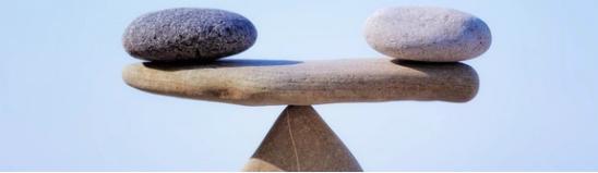 evenwichtstenen