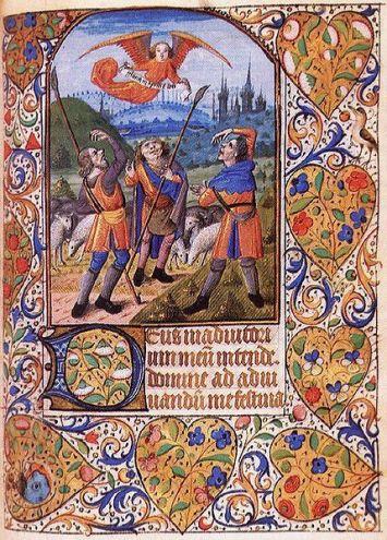 getijdenboek in de middeleeuwen
