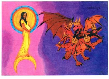 openbaring 12 : de vrouw en de draak