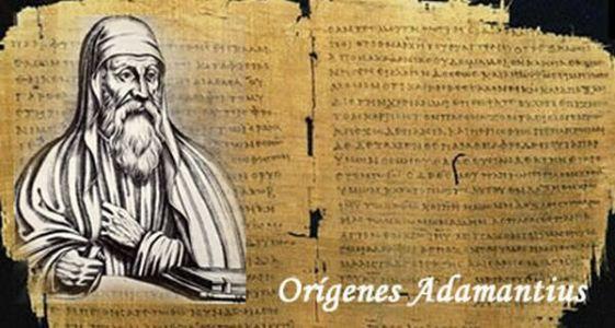 OrigenesAdamantius