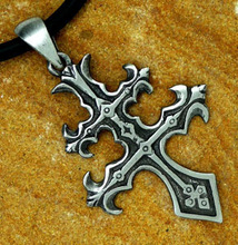 Patriarchal-Cross-of-Lorraine-Pewter-Pendant-Key-Chain-th.jpg_220x220