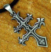 Patriarchal-Cross-of-Lorraine-Pewter-Pendant-Key-Chain-th.jpg_220x220