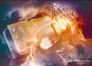bijbel-duif-biddende-handen