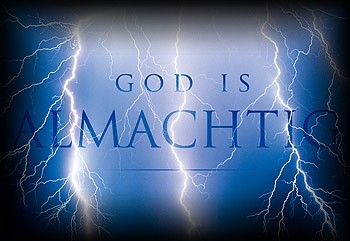 God-is-Almachtig