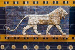 Babylonische leeuw