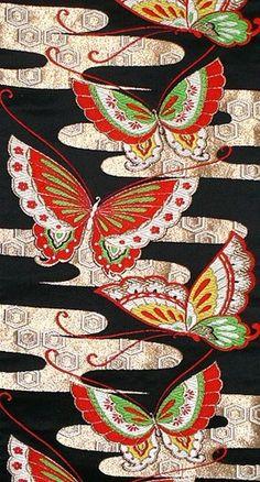 chou : vlinders