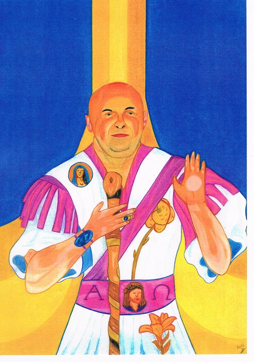 John Astria in de esotherische wereld