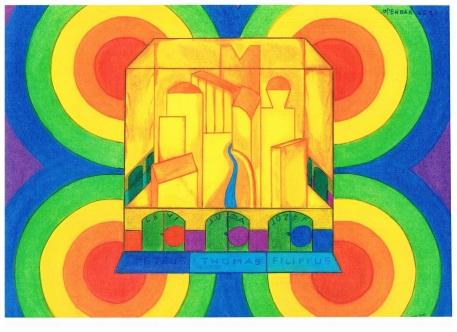 Openbaring hoofdstuk 21 : De nederdaling van het Nieuwe Jeruzalem