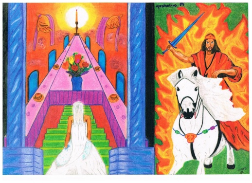 Jezus terugkomst: Openbaring hoofdstuk 19