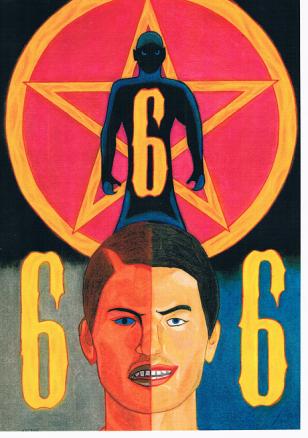 666 en de reïncarnatie van satan in de antichrist